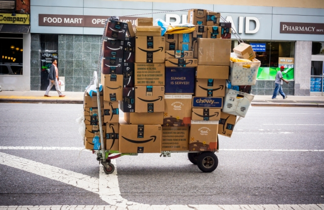 Cyber Monday reigns as the single biggest shopping day for e-commerce giant Amazon, but this is where its returns go.