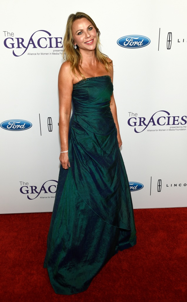 Journalist Lara Logan poses at the 42nd Annual Gracie Awards Gala at the Beverly Wilshire Hotel, in Beverly Hills, Calif42nd Annual Gracie Awards Gala - Show, Beverly Hills, USA - 6 Jun 2017