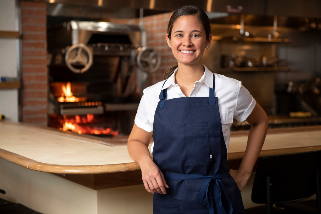 Executive chef 232 Bleecker Suzanne Cupps
