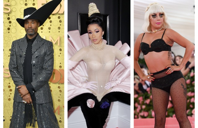 These Celebrities Were the Top Searched Red Carpet Stars of 2019, According to Google.
