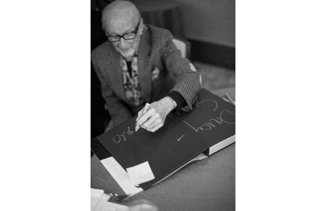 Victor Skrebneski in Chicago