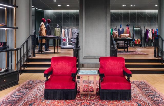 Gucci Beverly Hills Mens - Photos by Pablo Enriquez