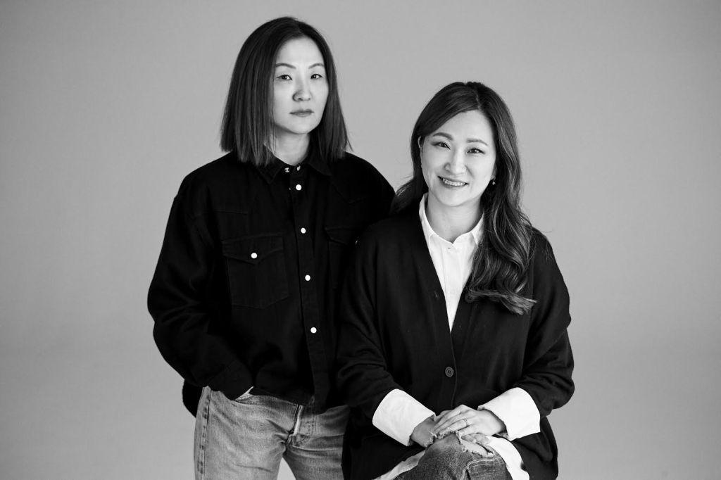 Catherine Ryu and Kathy Kweon
