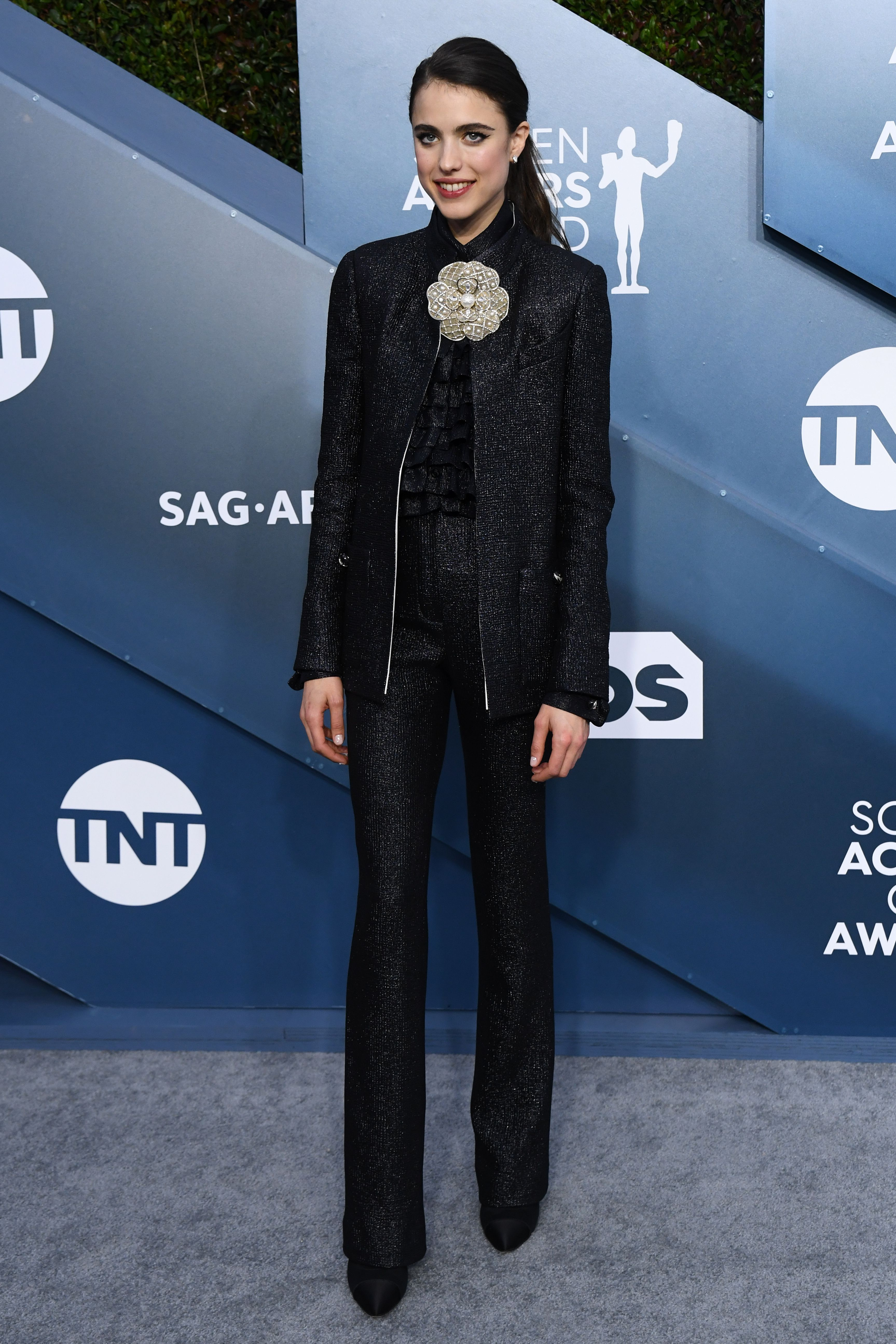 Margaret Qualley26th Annual Screen Actors Guild Awards, Arrivals, Shrine Auditorium, Los Angeles, USA - 19 Jan 2020