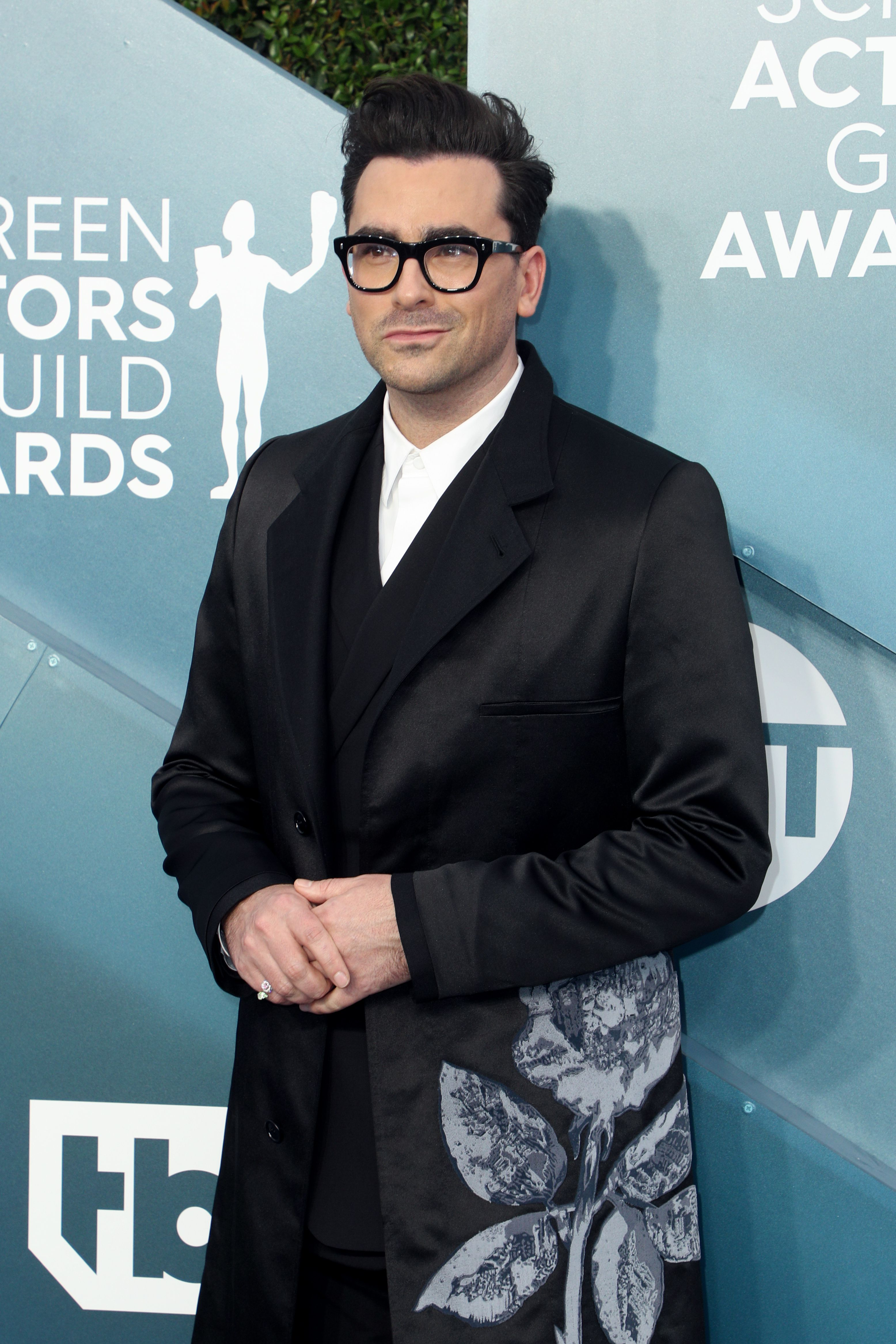 Daniel Levy26th Annual Screen Actors Guild Awards, Arrivals, Shrine Auditorium, Los Angeles, USA - 19 Jan 2020