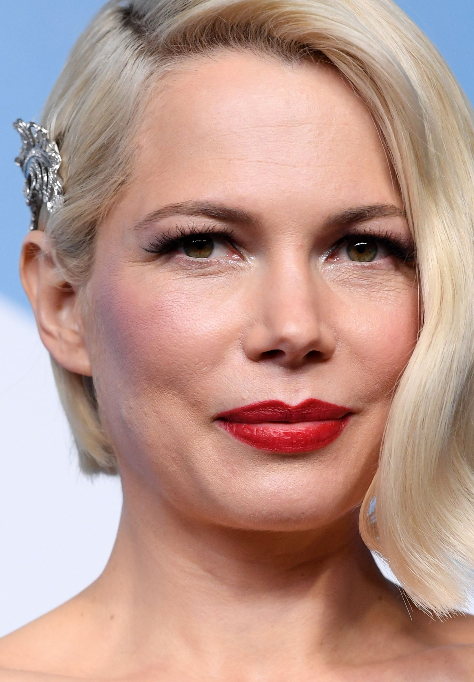 Michelle Williams - Outstanding Performance by a Female Actor in a Television Movie or Miniseries - Fosse/Verdon26th Annual Screen Actors Guild Awards, Press Room, Shrine Auditorium, Los Angeles, USA - 19 Jan 2020