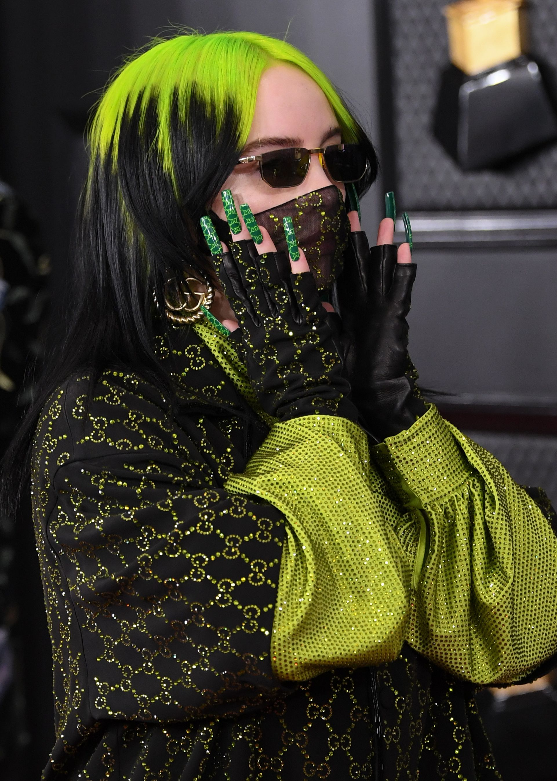 2020 Grammy Awards Fashion Details: Billie Eilish