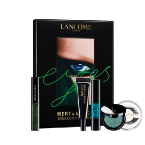 From the Lancôme x Mert & Marcus After Dark collection.