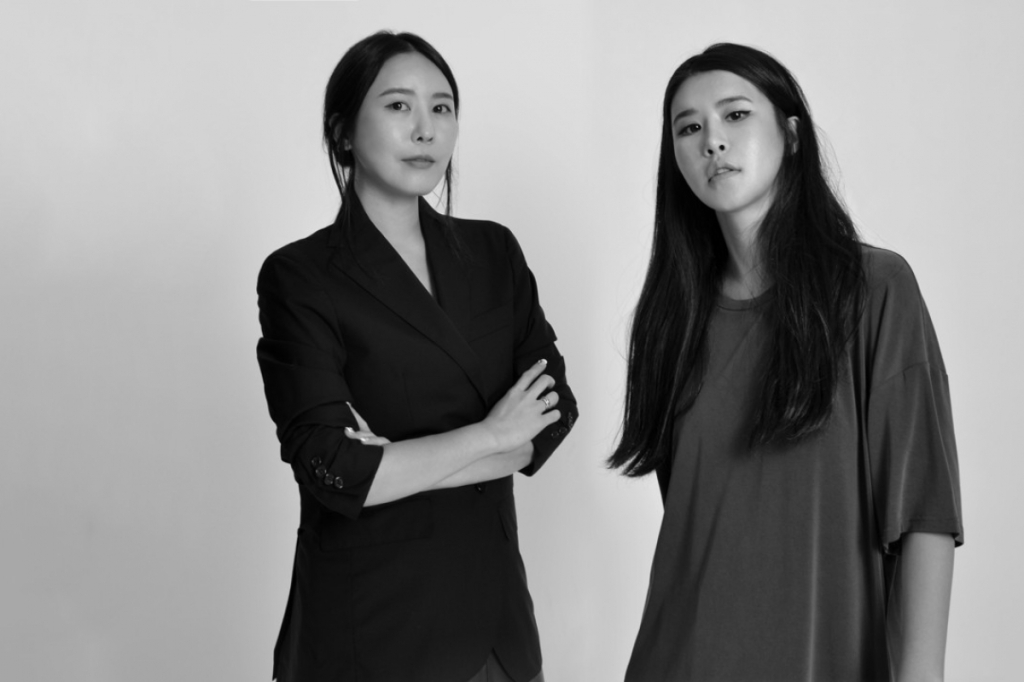 Dami Kwon and Jessica Jung, founders of We11done