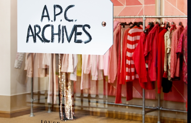 The A.P.C. Archives expo runs through Jan. 31.