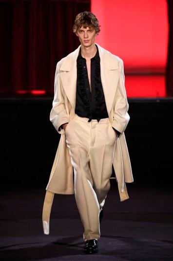 Ami Alexandre Mattiussi Men's Fall 2020