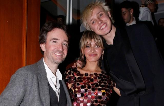 Antoine Arnaut, Alyssa Volskaya and Lucas Portman.
