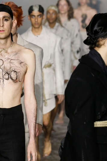 Art School Men's Fall 2020
