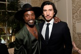 Billy Porter and Adam Driver
