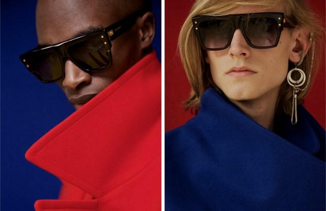 Balmain Eyewear by Akoni
