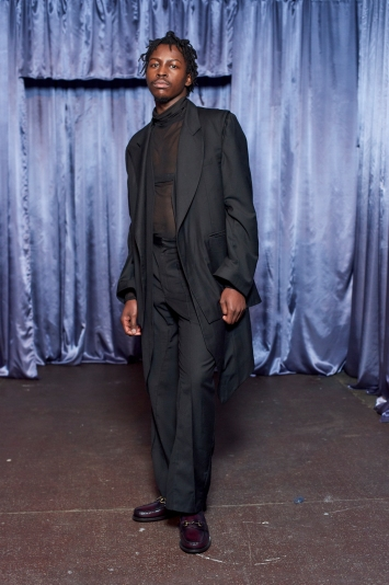 Bianca Saunders Men's Fall 2020