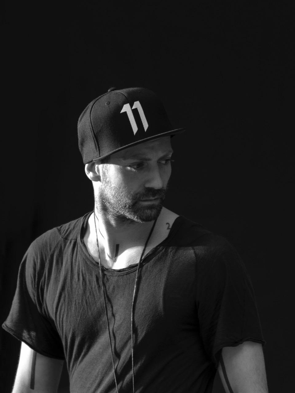 Fashion designer Boris Bidjan Saberi