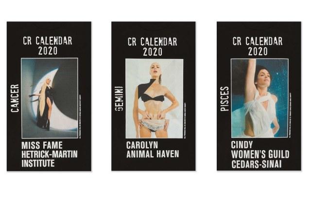 CR Calendar 2020.