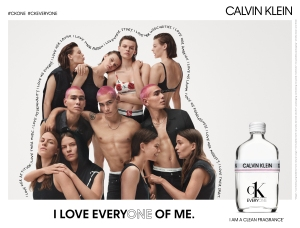 CK One CK everyone calvin klein