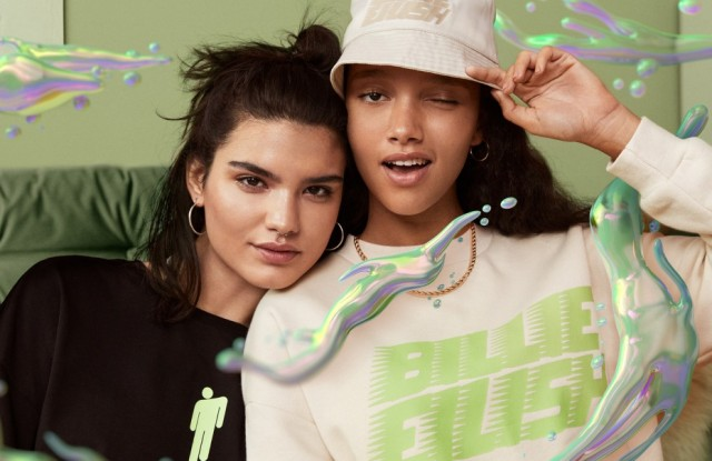 Billie Eilish, H&M, sustainable
