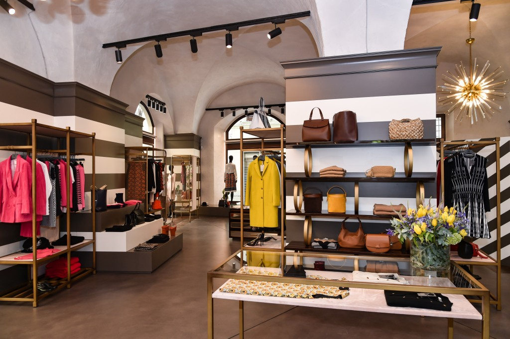 The Wongvalle store in Florence.