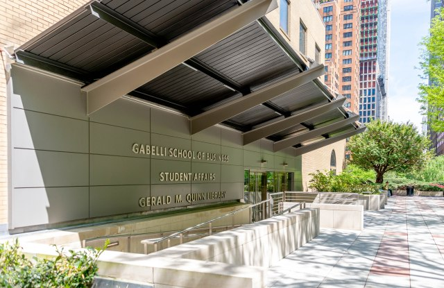 The Gabelli School of Business at Fordham University