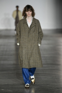 E. Tautz LFW Men's Fall 2020, photographed in London on 04 January 2020
