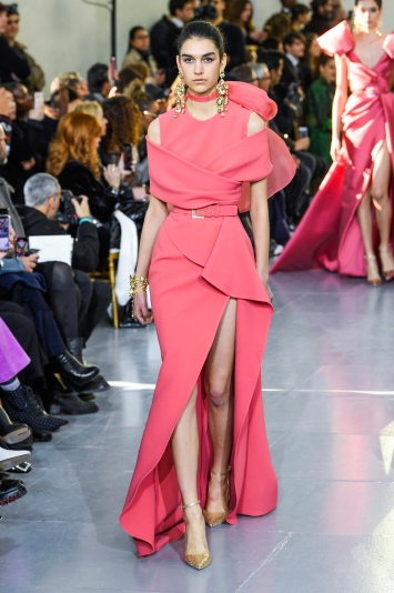 Elie Saab Couture Spring 2020