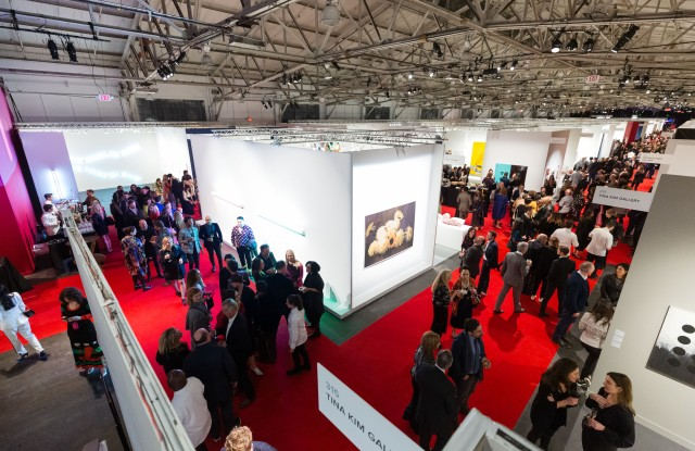SAN FRANCISCO, CA - January 15 - Atmosphere at FOG Design+Art Preview Gala 2020 on January 15th 2020 at Fort Mason Festival Pavilion in San Francisco, CA (Photo - Arthur Kobin for Drew Altizer Photography)