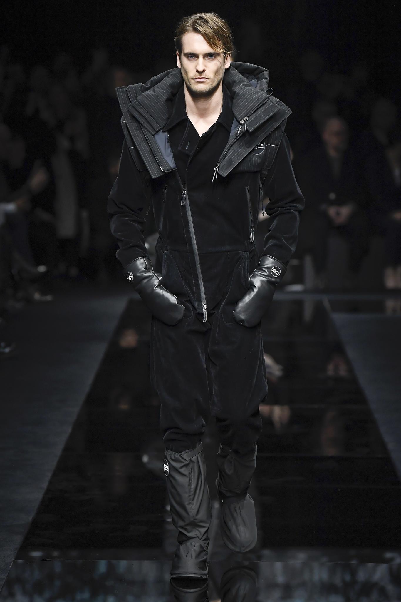 Giorgio Armani Men's Fall 2020