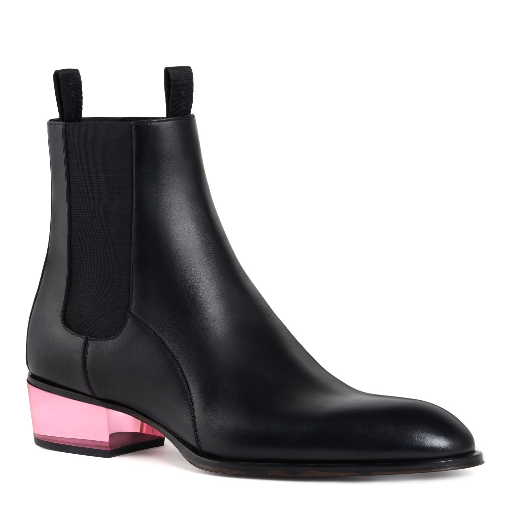 A boot from the Giuseppe Zanotti's Men's Fall 2020 collection.