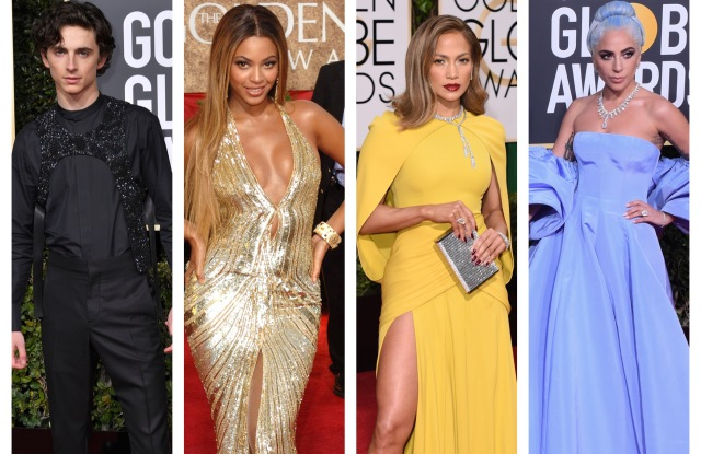 The Most Unforgettable Golden Globes Red Carpet Looks of All Time