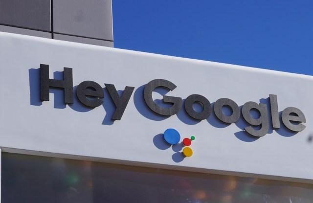 Google CES 2020