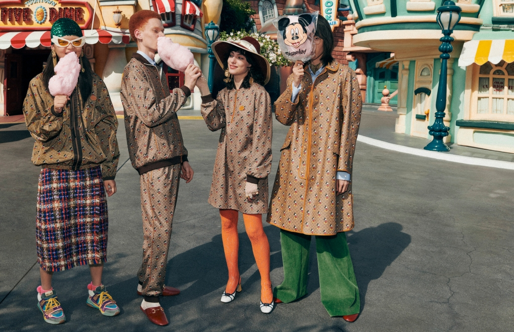 Gucci's Chinese New Year capsule collection.