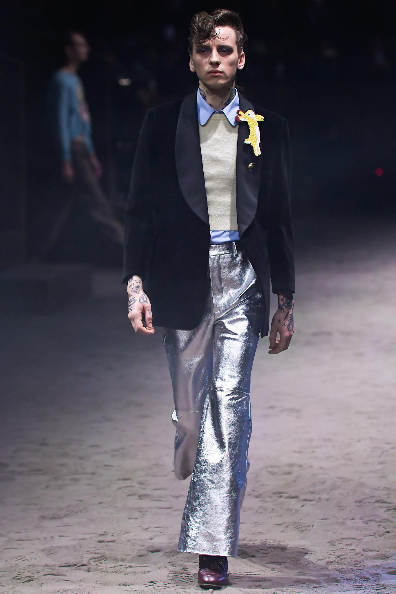 Gucci Men's Fall 2020
