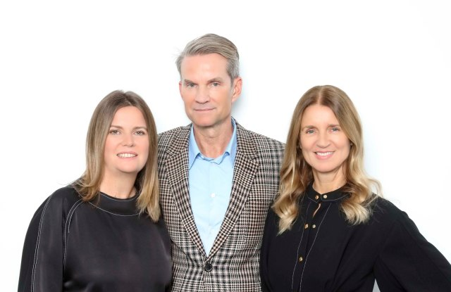 Isabelle Chouvet, Alexander Werz and Karla Otto