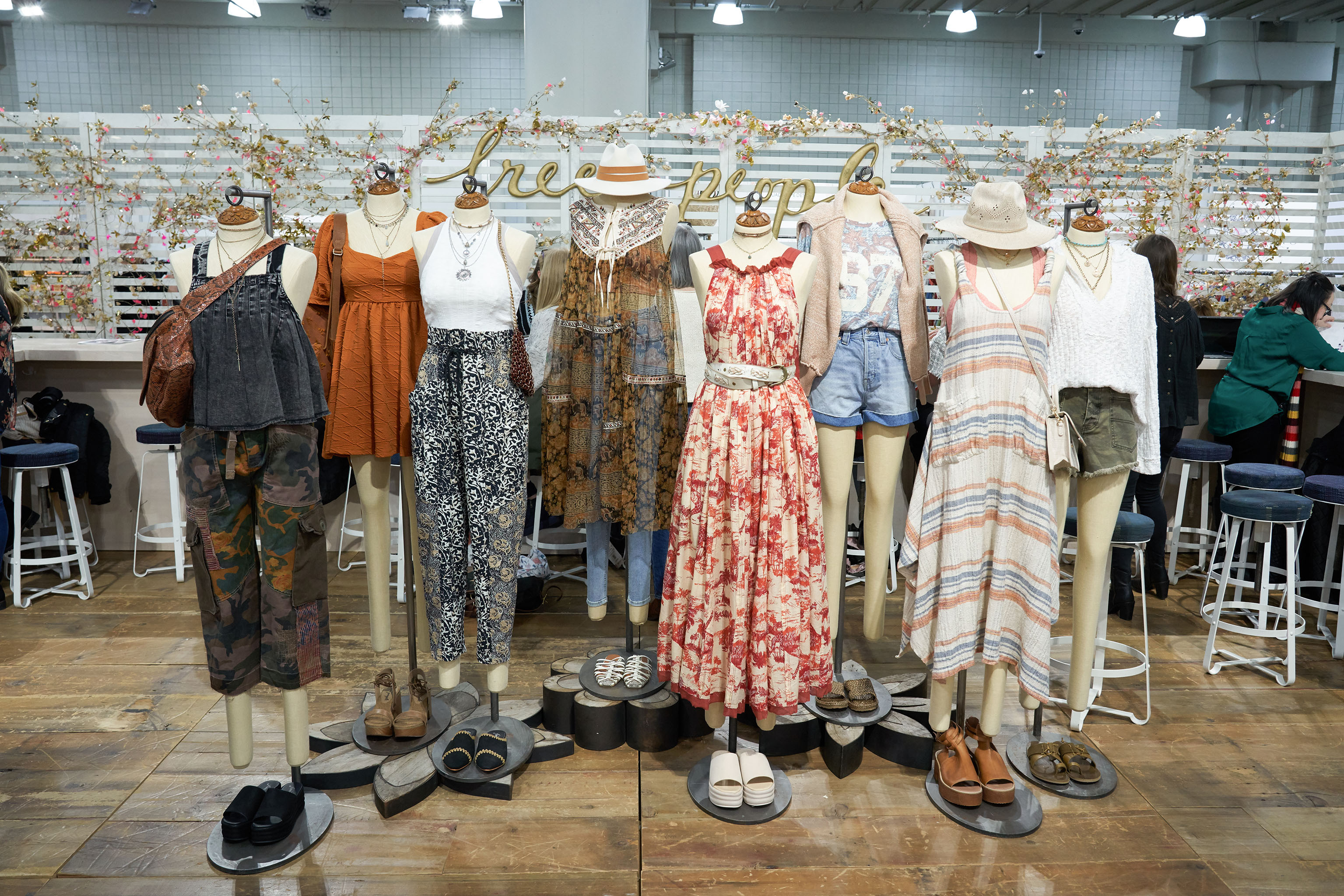 Some printed looks from Free People.