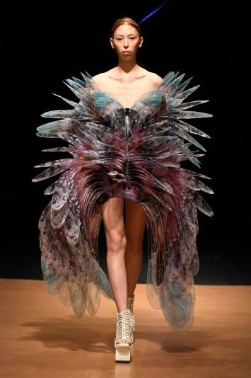 Iris Van Herpen Couture Spring 2020