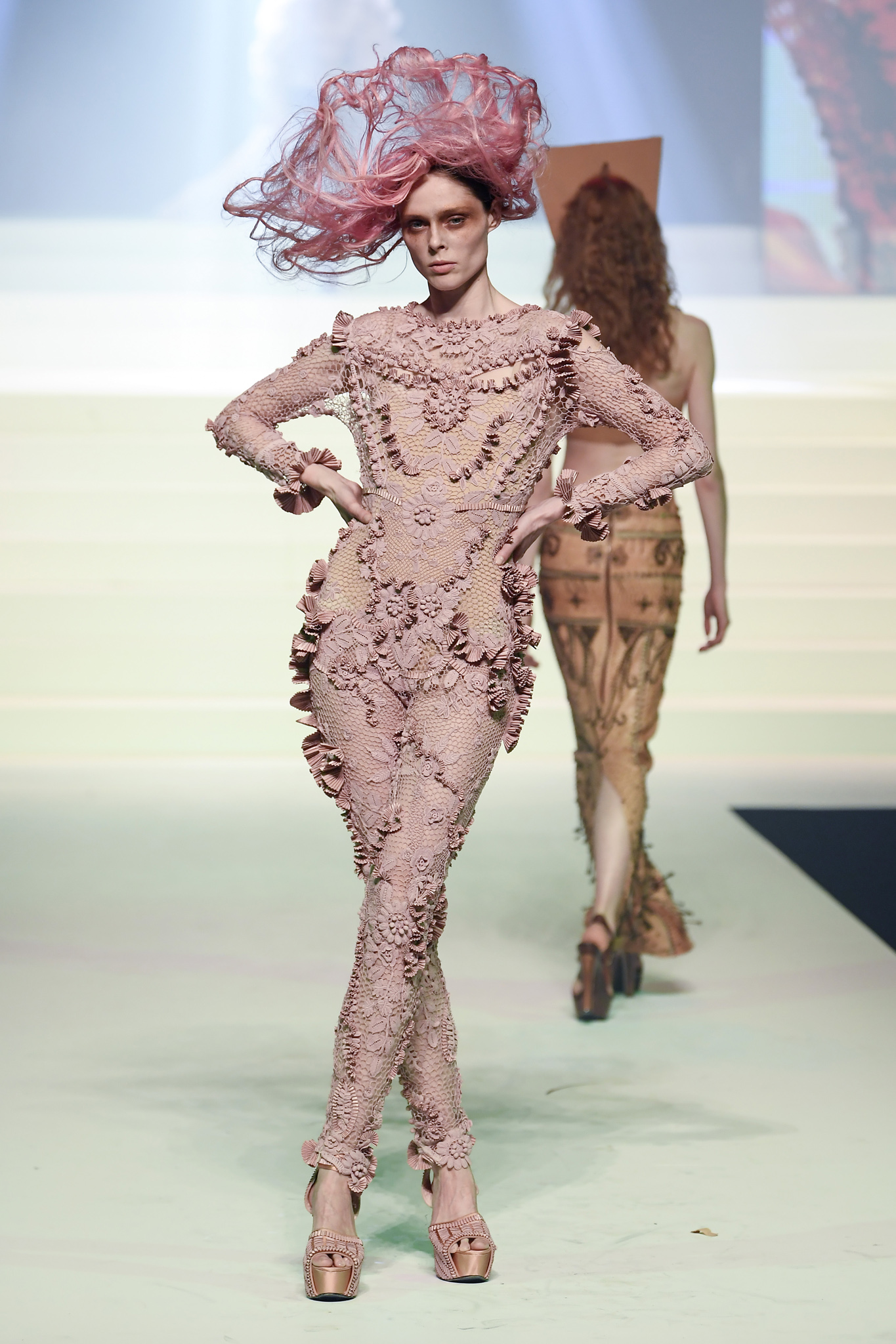 Jean Paul Gaultier Couture Spring 2020