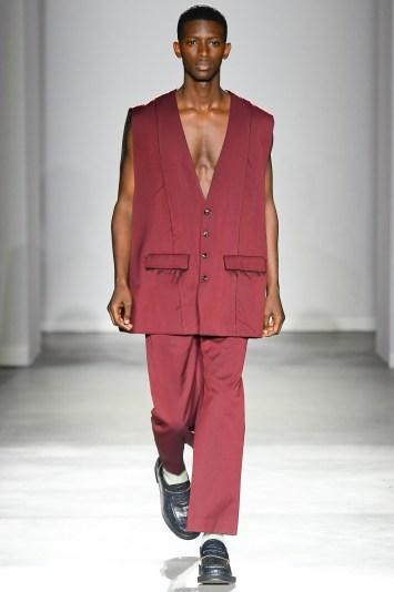 JieDa Men's Fall 2020