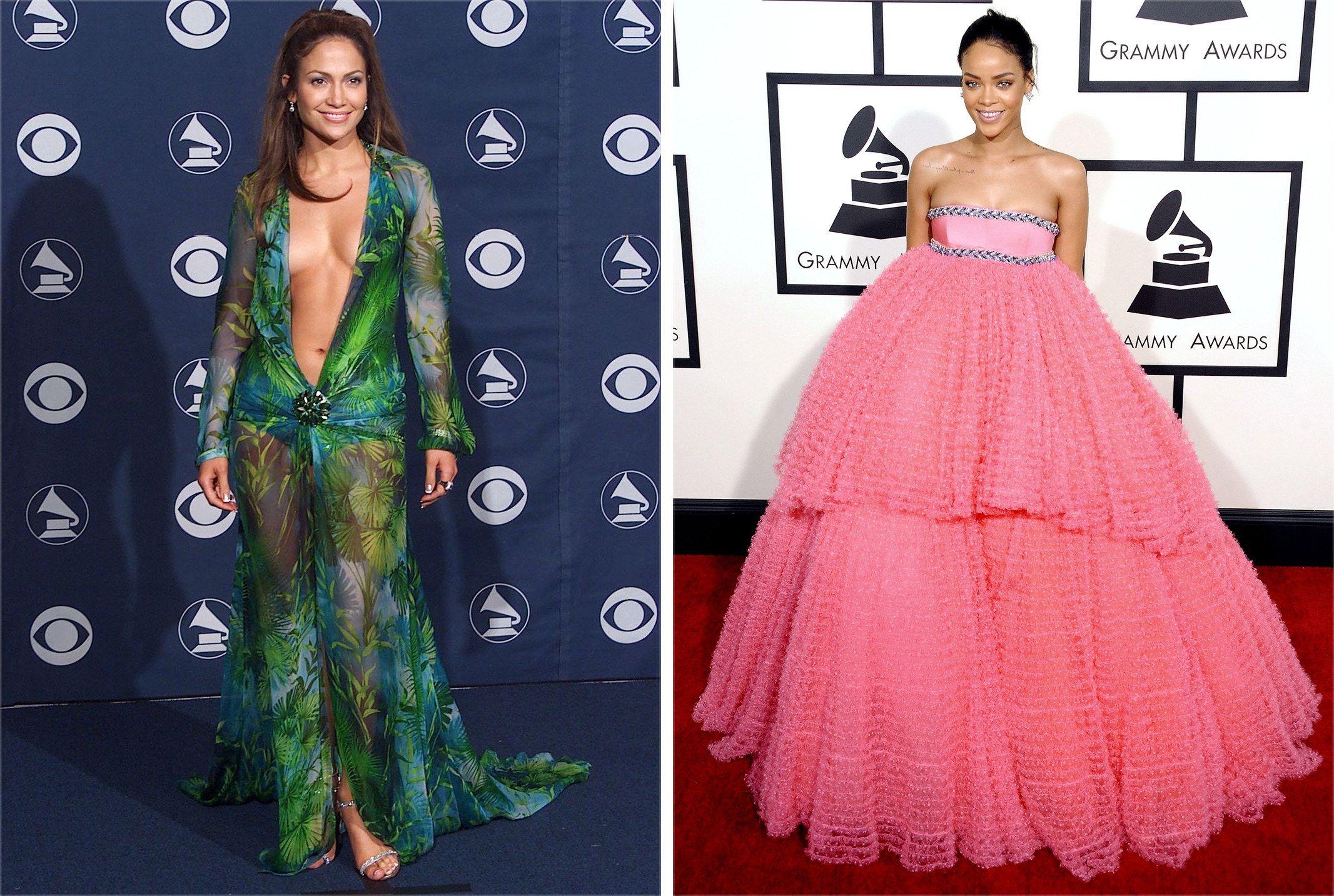 Download Female Grammys Outfits
