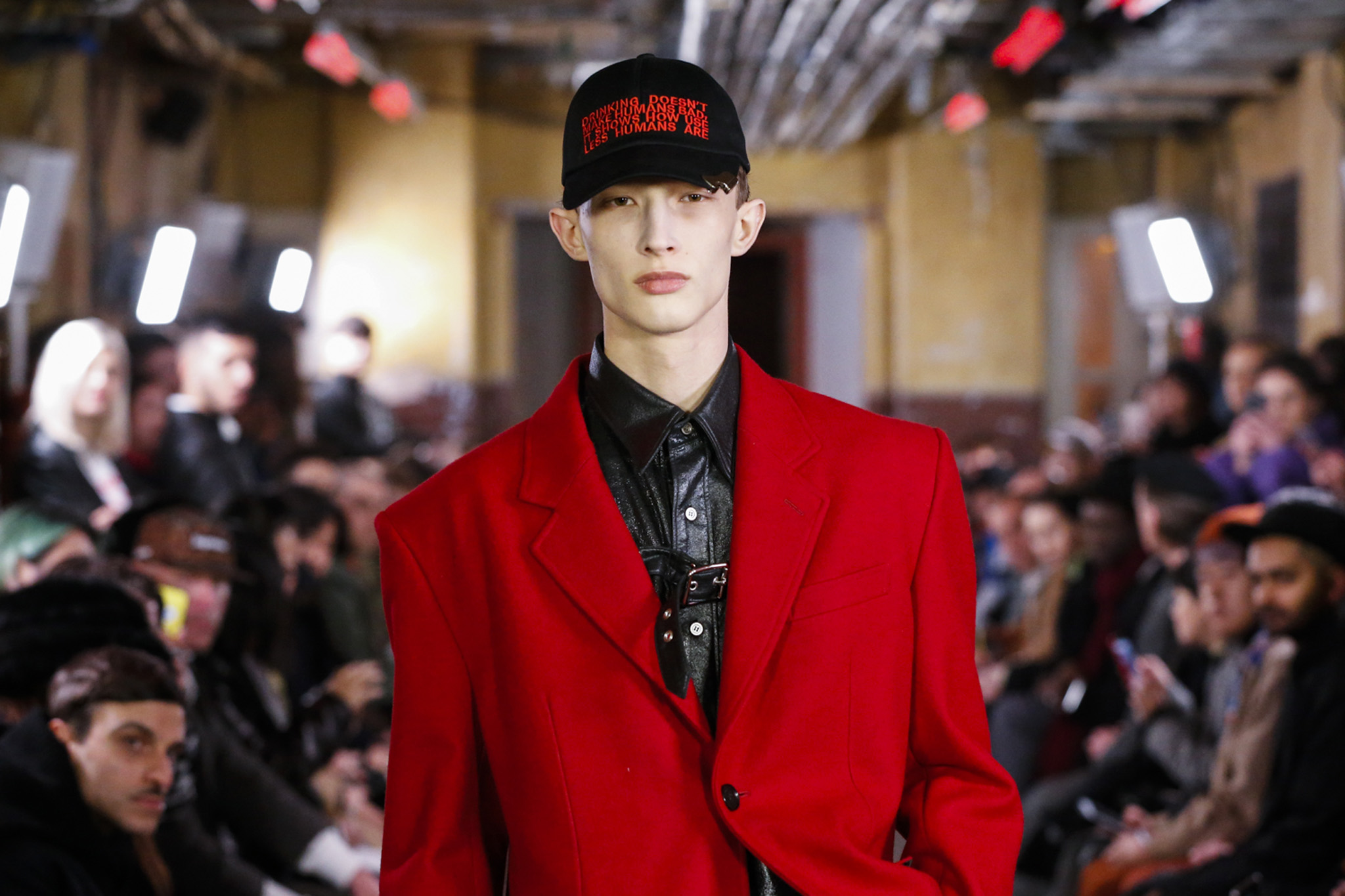 John Lawrence Sullivan Men's Fall 2020