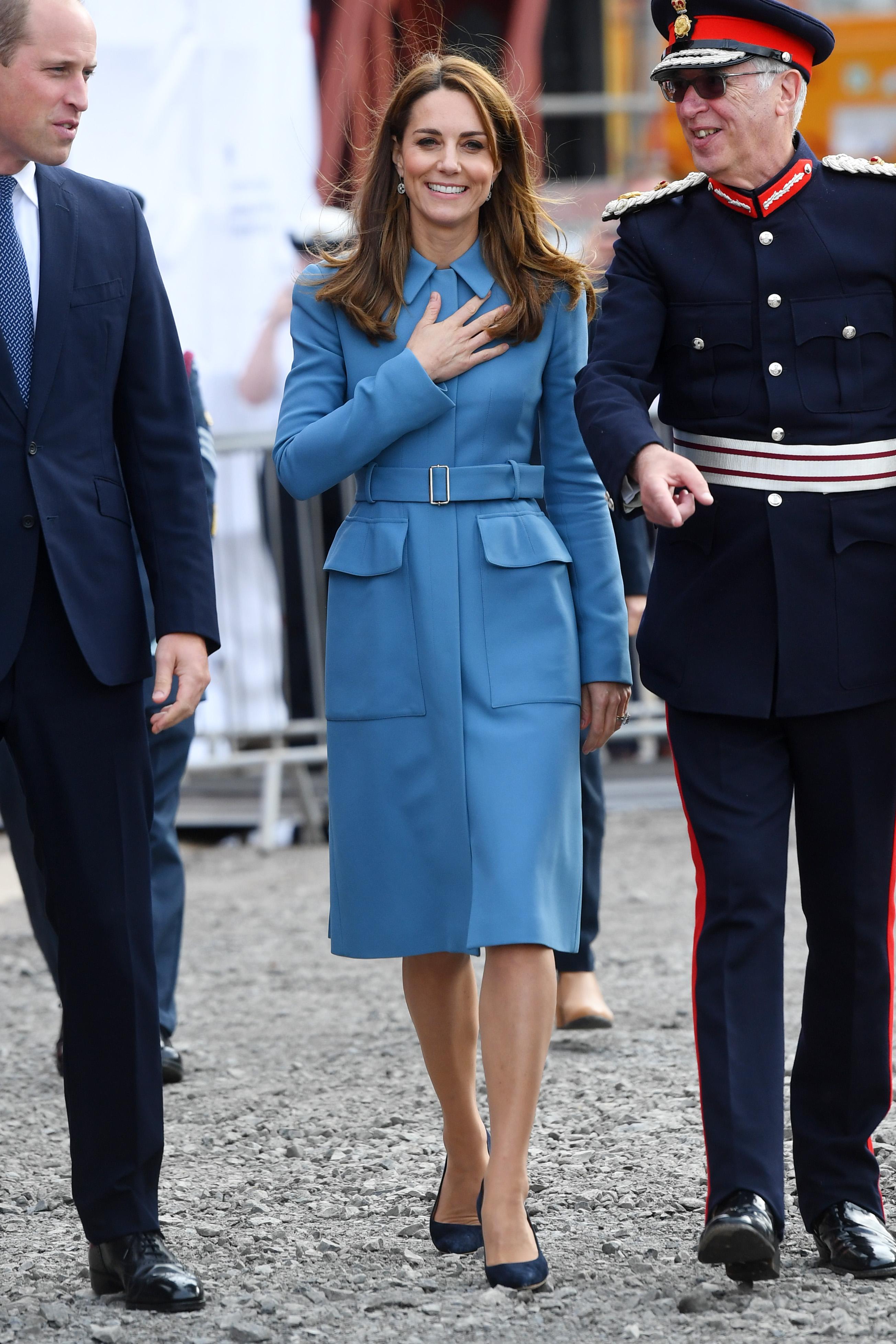 Kate Middleton S Best Coat Dresses Wwd