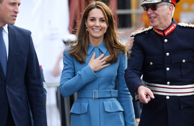 kate middleton s best coat dresses wwd https wwd com fashion news fashion scoops gallery kate middleton style fashion of 2019 photos 1203414054