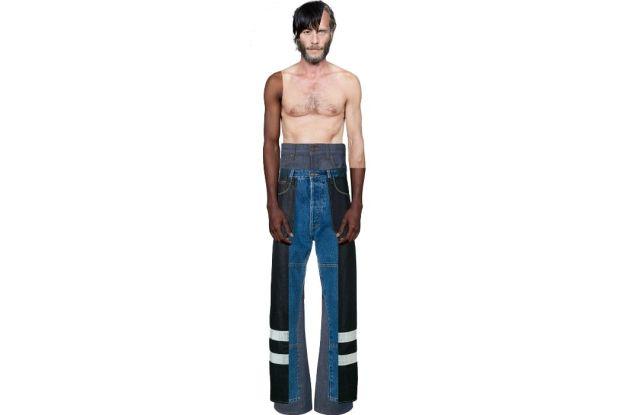 Duran Lantink X Lee Jeans.