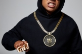 LL Cool J in a look from his Rock The Bells collection.