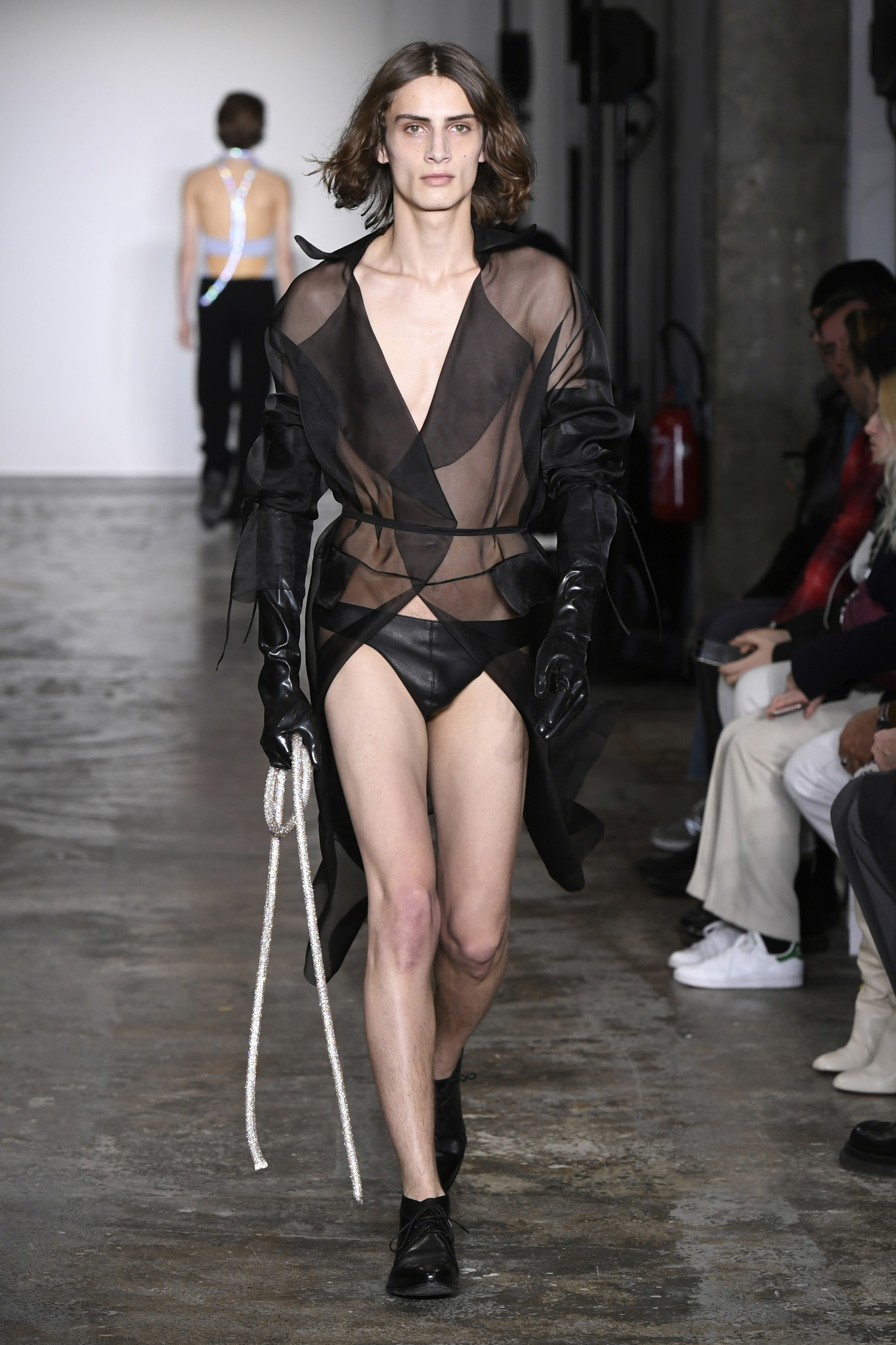 Ludovic de Saint Sernin Men's Fall 2020