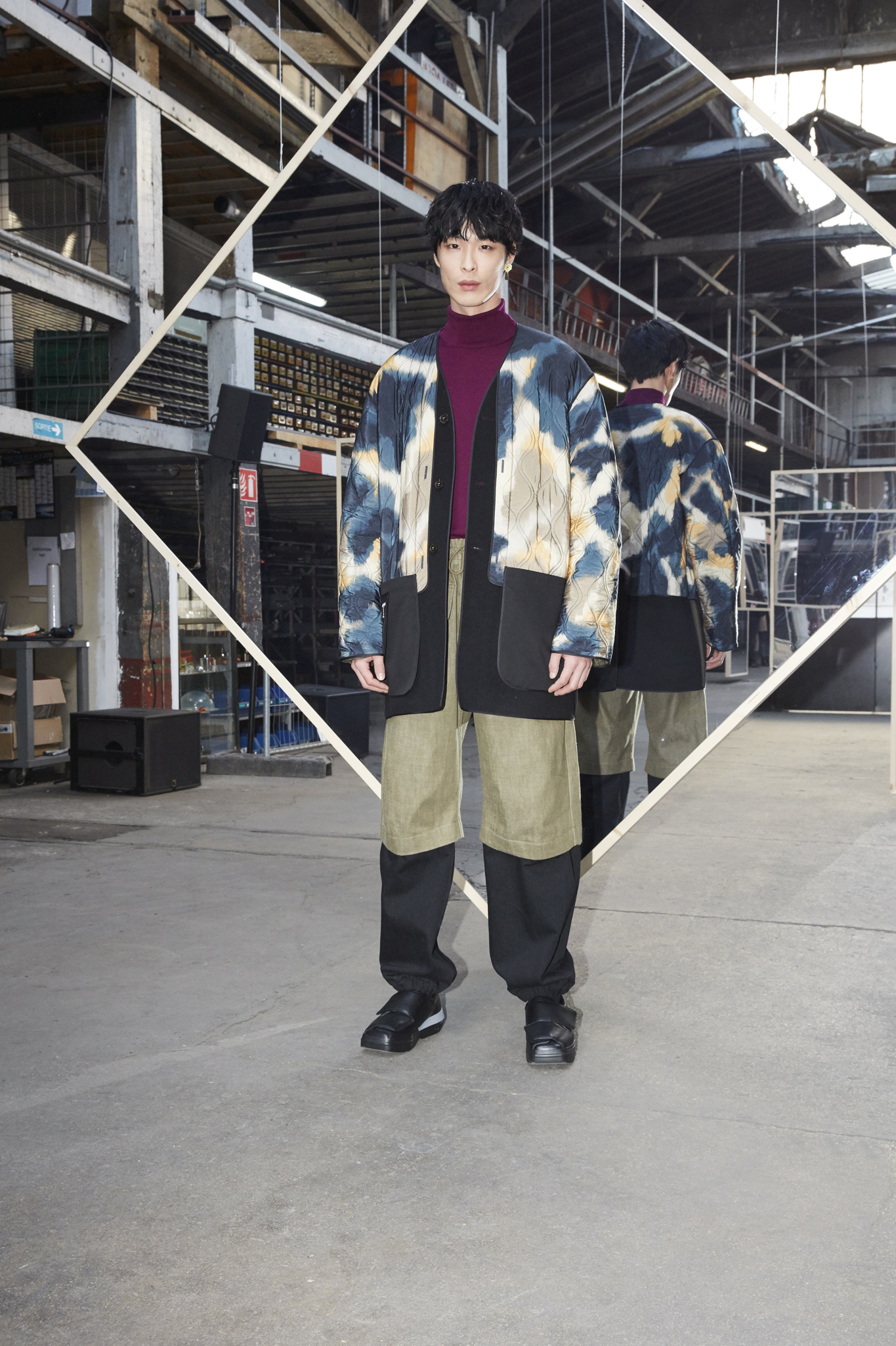 Maison Kitsuné Men's Fall 2020