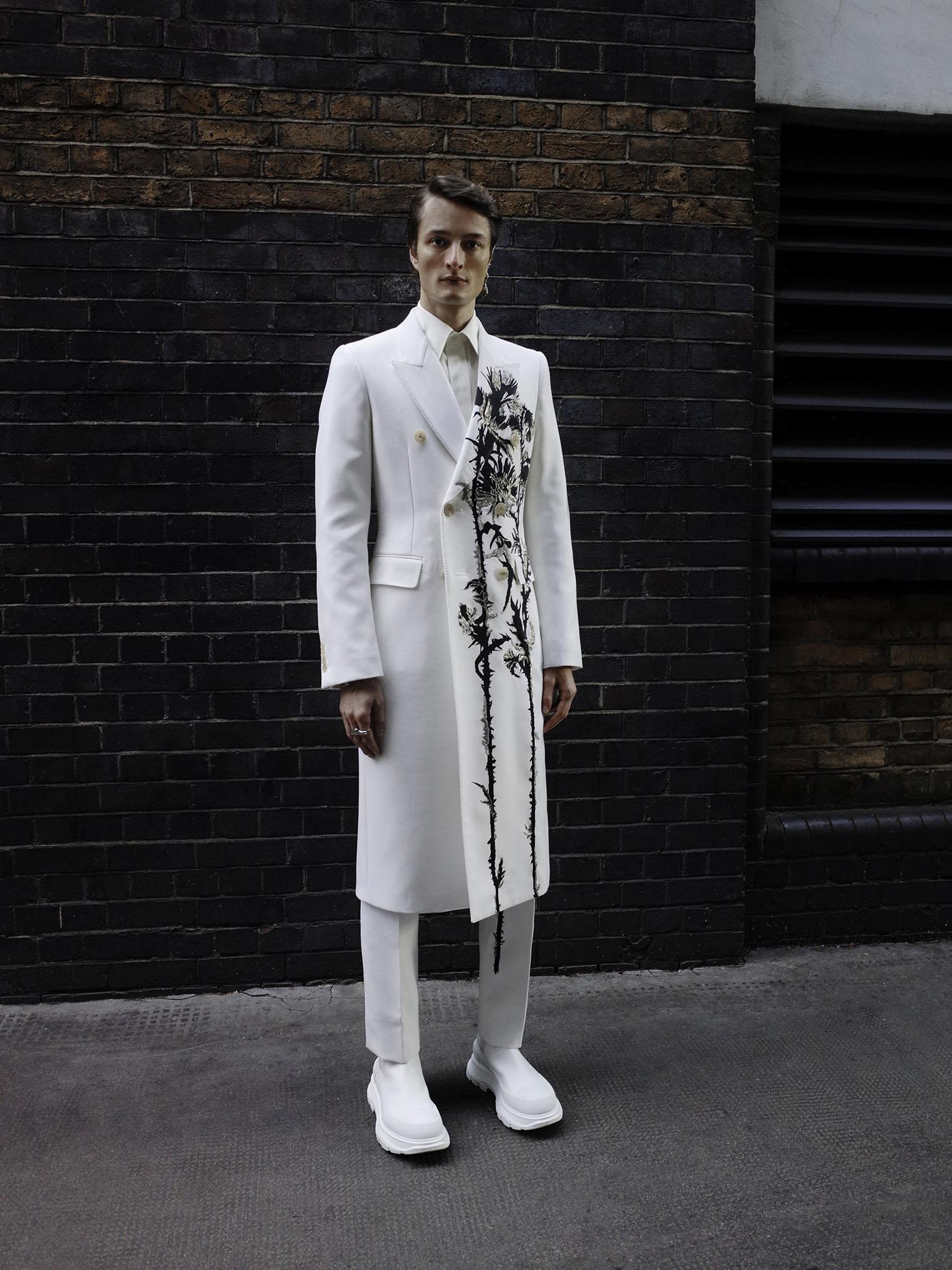 Alexander McQueen Men's Fall 2020 – WWD