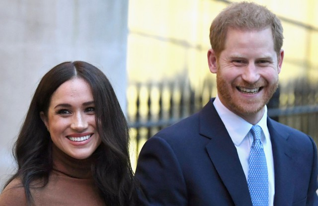 meghan markle and prince harry s megxit a breakdown of what happened wwd https wwd com fashion news fashion scoops prince harry meghan markle step down royal family what to know about megxit 1203423739